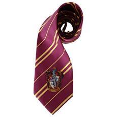 Replica Cravatta Casa Grifondoro Di Harry Potter Taglia Unica