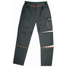 Pantalone Goodyear In Cotone Colore Nero Taglia 3xl
