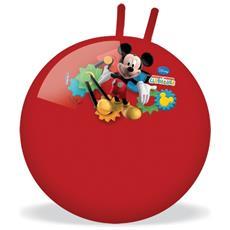 Palla Per Saltare Di Mickie Mouse Topolino Originale Rimbalzante