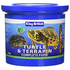 Turtle And Terrapin Food 200 G