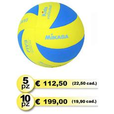 Skv5 Kids Pallone Volley Junior Kit Risparmio