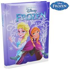 Diario Frozen Disney 12 Mesi Elsa Anna Quadretti Scuola Modelli Assortiti