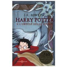 Harry potter e l'ordine della fenice. 5.