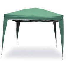 Gazebo Alluminio Verde