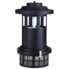 Elettrosterminatore luce UVA con ventola aspirazione e vaschetta raccolta