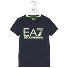 T-shirt Junior Train Visibility Blu Variante 1 10a