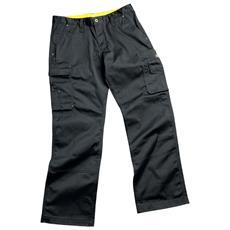 Pantalone Da Lavoro Cat Caterpillar Stile Militare In Poliestere E Cotone Taglia 42