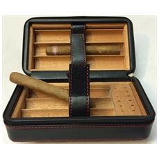Umidificatore Per Sigari Smokegame Mod. Holiday - Cigar Humidor In Cedro Spagnolo