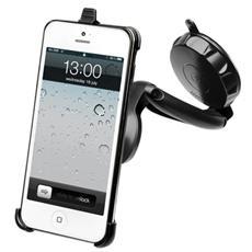 Flex Arm Car Holder Iphone5 Bk