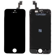 Schermo Lcd Retina E Touch Pad Frame Ricambio Apple Iphone Se Nero Aa