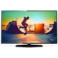 "TV LED Ultra HD 4K 50"" 50PUS6162/12 Smart TV UltraSlim"