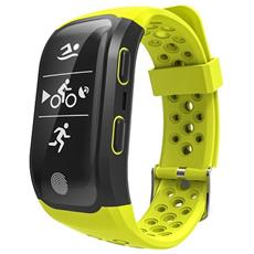 Smart Band Fitness Con Gps Waterproof Ip68 Cardiofrequenzimetro (nuoto, Ciclismo, Running) Orologio Smartwatch