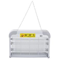 Lampada Elettrica Antizanzare 20w, 37.5x8.5x26.5cm