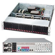 SuperChassis 216BE16-R920LPB, Portabagagli, PC, ATX, EATX, 2U, HDD, LAN, Potenza, Mancanza di corrente, Temperatura, 5 - 35 °C