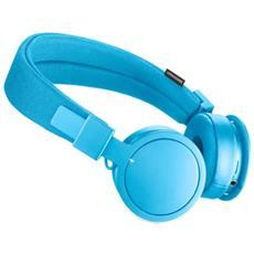 "Plattan ADV Wireless, Stereofonico, 3.5 mm (1/8"") , Padiglione auricolare, Blu, Wired / Bluetooth, Sovraurale"