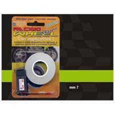 Wheel Stripes Green Kawa 7 mm x 7 mt con applicatore