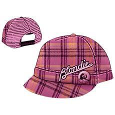 Blondie - Plaid Schoolboy (Cappellino)