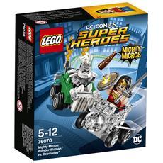 76070 Wonder Woman Contro Doomsday