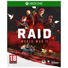 XONE - Raid: World War 2