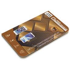 Pellicola In Vetro Temperato Per Iphone 6 + Antigraffio Qualità Premium 0,33 Mm