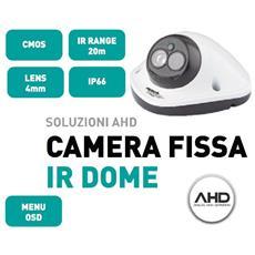 "Camera Ahd Cam. Dome 1/3"""" Sony 960p 4mm Osd Ir 20m Ip66 Vs-ahfd9-103"