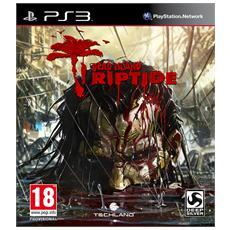 PS3 - Dead Island Riptide Preorder Edition