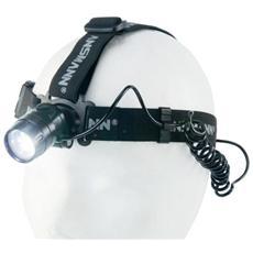 Lampada da testa Ansmann HD5 Lampada frontale 5819083-510 LED 20 h Nero