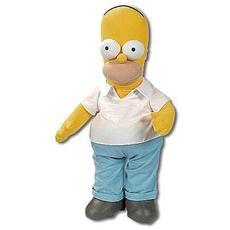 Peluche Simpson Homer 28 cm 1000182