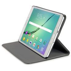 """Custodia Galaxy Tab S2 8"""" Riga Nero"""