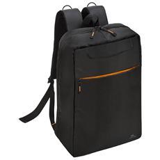 """Zaino per Notebook 8060 da 17.3"""" colore Nero"""
