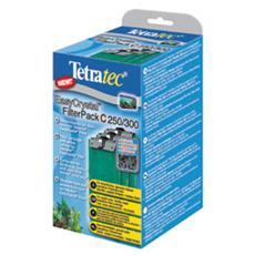 tec EasyCrystal FilterPack C250/300 in carbone 3 pezzi