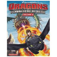 Dvd Dragons - I Cavalieri Di Berk #02