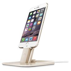Hirise Deluxe Gold - Stand Per Iphone E Ipad Con Cavo Lightning