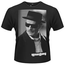 Breaking Bad - Heisenberg (Picture) (T-Shirt Unisex Tg. L)