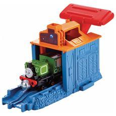 CFC54 - Thomas And Friends - Take-N-Play - Lanciatore Locomotiva Luke