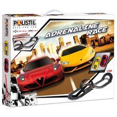 Pista Adrenaline Race Con 2 Veicoli 1:43