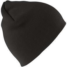 RESULT HEADWEAR - Berretto Invernale Uomo (taglia Unica) (nero) 6a95abf82a12