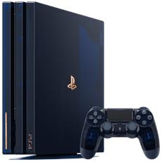 Console Playstation 4 Pro 4K e HDR 2 TB 500M Limited Edition