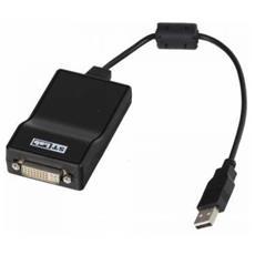 U-480, USB2.0, DVI-I, USB2.0, DVI-I, Nero, 1680 x 1050 Pixels