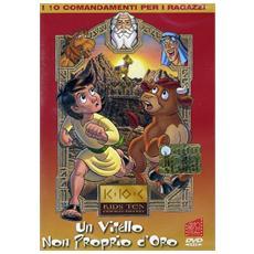 Dvd 10 Comandamenti Per I Ragazzi (i) #01