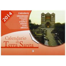 Calendario di Terra Santa 2014