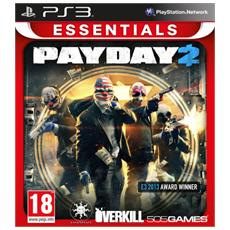 PS3 - Essentials Pay Day 2