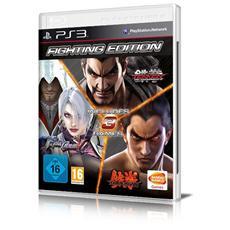 PS3 - Compilation Tekken 6 + Soulcalibur 5 + Tekken Tag Tournament 2