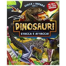 Gioca e impara con i dinosauri