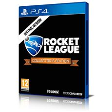 PS4 - Rocket League Collector's Edition
