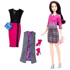 Barbie Fashionista E Moda - Oriental