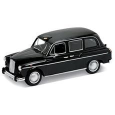 We0237 Austin Fx 4 London Taxi Black 1:24 Modellino
