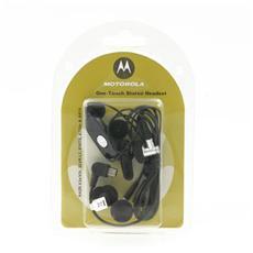 Auricolare stereo Micro USB per Motorola Q9h / V8 / V9 / U9