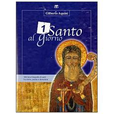 Un santo al giorno. 365 brevi biografie di santi tra storia, poesia e devozione