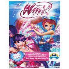 Dvd Winx Club St. 05 #04